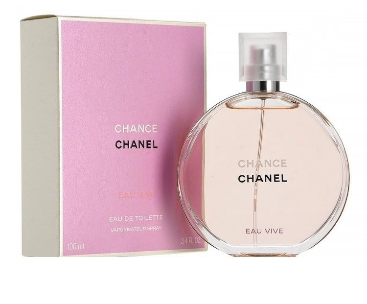 LUX Chanel Chance Vive 100 ml