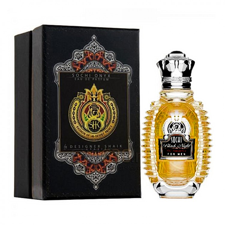 LUX Designer Shaik Sochi Onyx for Men 80 ml
