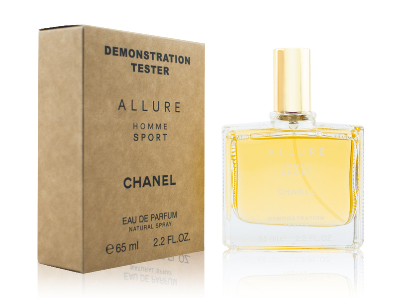 Tester Chanel Allure Homme Sport 65 ml